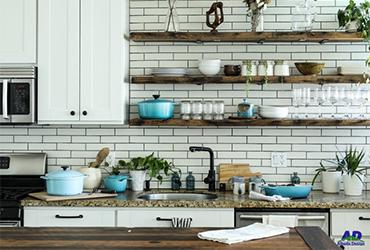 hdb kitchen design, bto kitchen design