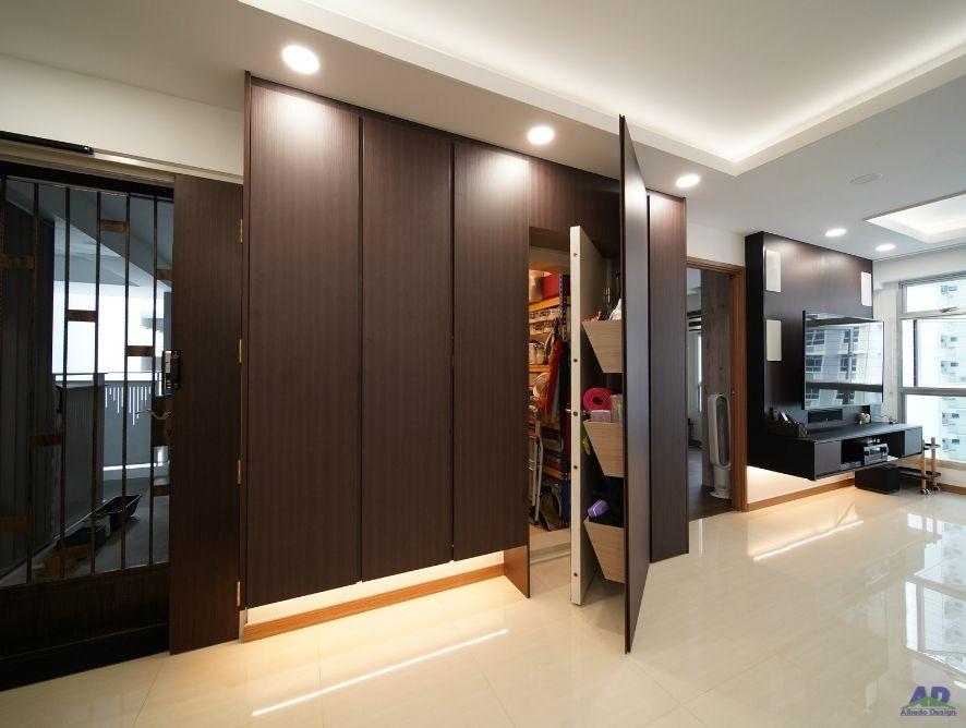 hdb 4 room design